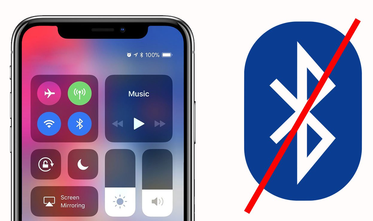 fix iphone bluetooth ios 12